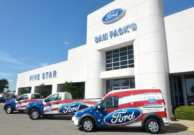 Five Star Ford Lewisville Image 4