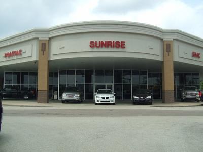 Sunrise Buick GMC at Wolfchase Image 2