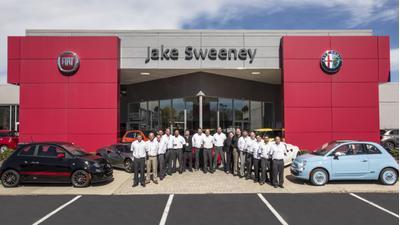 Jake Sweeney Kia Fiat Image 4