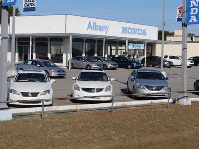 Albany Honda Image 2