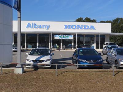 Albany Honda Image 5