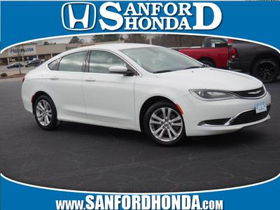 Chrysler 200 2015 for Sale in Sanford, NC