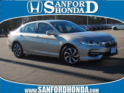 2016 Honda Accord EX-L for sale VIN: 1HGCR2F88GA038559