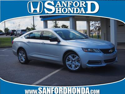 2016 Chevrolet Impala LS for sale VIN: 2G11X5SA4G9169093