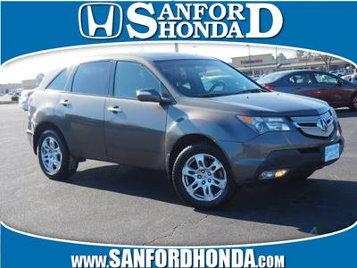 2007 Acura MDX  for sale VIN: 2HNYD28267H529400