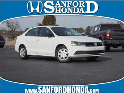 Volkswagen Jetta 2015 for Sale in Sanford, NC