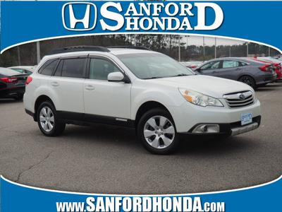 2011 Subaru Outback 2.5 i Limited for sale VIN: 4S4BRBKC4B3390373