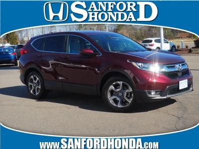 2018 Honda CR-V EX-L for sale VIN: 7FARW1H82JE046491