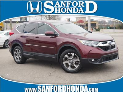 2018 Honda CR-V EX-L for sale VIN: 7FARW2H87JE025920