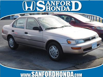 1995 Toyota Corolla  for sale VIN: JT2AE04B5S0093580