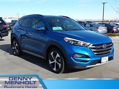 2018 Hyundai Tucson Limited for sale VIN: KM8J3CA24JU833321