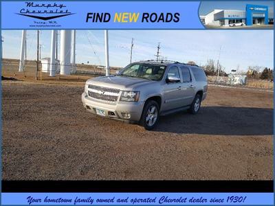 2008 Chevrolet Suburban 1500 LTZ for sale VIN: 3GNFK16368G144338