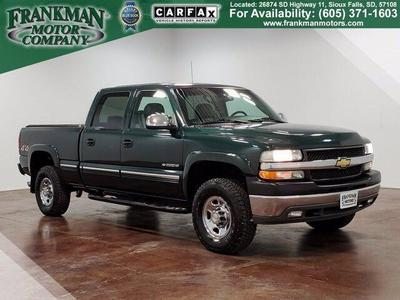Chevrolet Silverado 2500 2001 for Sale in Sioux Falls, SD