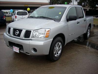 Nissan Titan 2007 for Sale in Stafford, TX