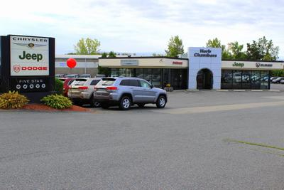 Herb Chambers Chrysler Dodge Jeep RAM FIAT of Millbury Image 1