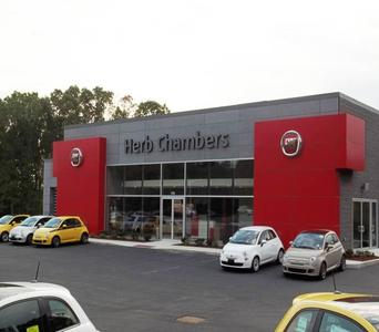 Herb Chambers Chrysler Dodge Jeep RAM FIAT of Millbury Image 6