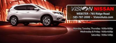Vision Nissan of Webster Image 1