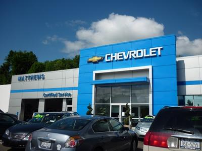 Matthews Chevrolet Image 1