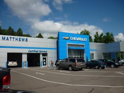Matthews Chevrolet Image 4