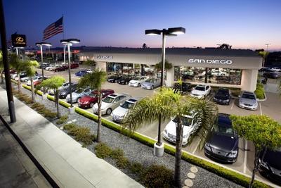 Lexus San Diego Image 4
