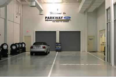 Cowles Parkway Ford Image 2