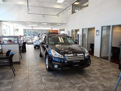 Suburban Subaru Image 8