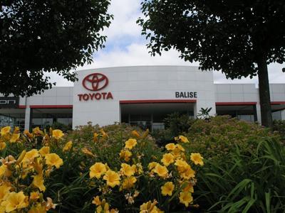 Balise Toyota Image 9