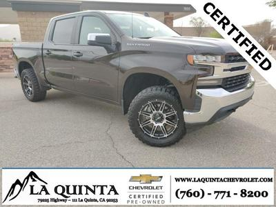 Chevrolet Silverado 1500 2020 for Sale in La Quinta, CA
