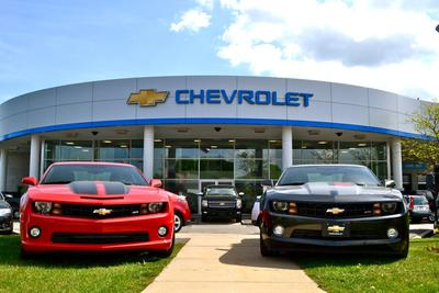 Herb Connolly Chevrolet Image 1