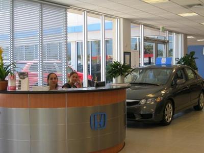 Holman Honda of Ft. Lauderdale Image 3