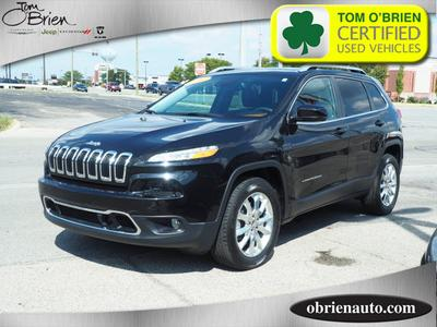 Jeep Cherokee 2016 for Sale in Greenwood, IN