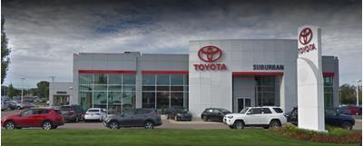 Suburban Toyota of Troy Image 6