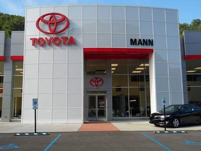 Mann Toyota Image 6