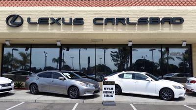 Lexus Carlsbad Image 1