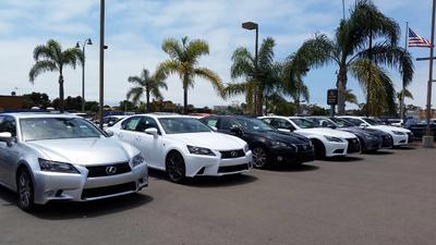 Lexus Carlsbad Image 2
