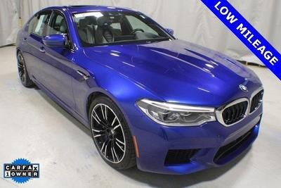 BMW M5 2018 for Sale in Darien, CT