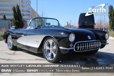 1956 Chevrolet Corvette  for sale VIN: 0000000E56S001512