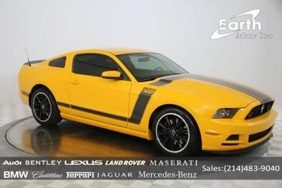 2013 Ford Mustang Boss 302 for sale VIN: 1ZVBP8CU8D5277518