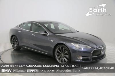 2015 Tesla Model S P85D for sale VIN: 5YJSA1H24FF085856