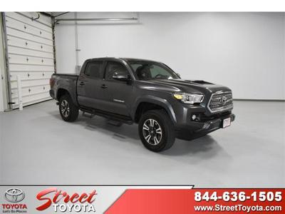 2017 Toyota Tacoma TRD Sport for sale VIN: 5TFCZ5AN3HX119979