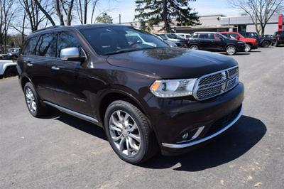 2017 Dodge Durango Citadel for sale VIN: 1C4RDJEG4HC828165