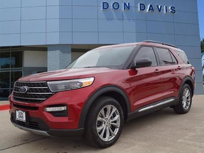 Ford Explorer 2021 for Sale in Arlington, TX