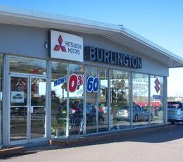 Burlington Mitsubishi Image 3