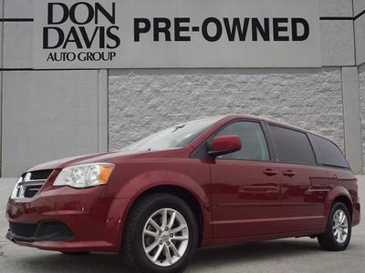 2014 Dodge Grand Caravan SXT for sale VIN: 2C4RDGCG9ER127775
