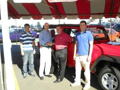 Ed Voyles Chrysler Dodge Jeep RAM Image 2