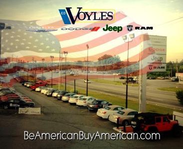 Ed Voyles Chrysler Dodge Jeep RAM Image 9
