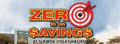 Sunrise Volkswagen Image 5