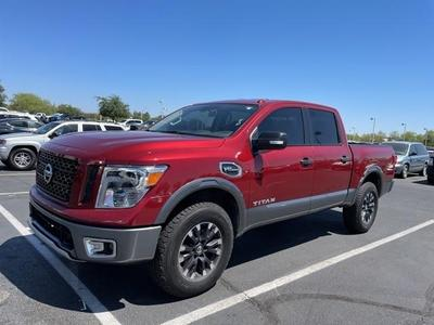 Nissan Titan 2017 a la Venta en Peoria, AZ