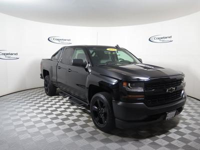 2017 Chevrolet Silverado 1500 LS for sale VIN: 1GCVKNEC3HZ234169