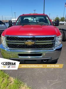 Chevrolet Silverado 3500 2011 a la Venta en Clarksville, IN